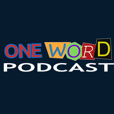 One Word Podcast Logo
